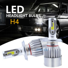 H4 LED Headlight Bulbs Kit For Toyota Corolla Tacoma RAV4 4Runner Sienna Tundra