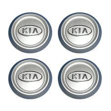 Genuine OEM 529603E070 Wheel Hub Cap Cover Emblem 4p For 2003-2006 Kia Sorento
