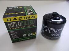 HIFLO FILTRO OLIO HF204RC Suzuki ATV LT-V700 F-K4,K5,K6 Twin Peaks 4x4  2004