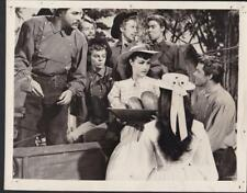 Virginia Gibson Howard Keel Seven Brides for Seven Brothers 54 movie photo 33116