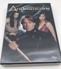 Gene Roddenberry's Andromeda Season 1 DVD - Brand New
