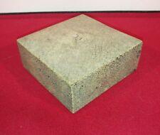 ATTRACTIVE EARLY 20thC ART DECO GREY/GREEN SHAGREEN TRINKET BOX
