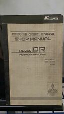 Mitsubishi Shop Manual Model Dr