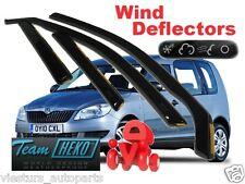Skoda ROOMSTER  2006 -   5.doors  Wind deflectors 4.pc  HEKO  28320