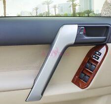 Window Glass Trim For Toyota Land Cruiser Prado LC150 2010-2017 Car Accessories