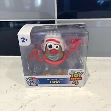 BRAND NEW Mr. Potato Head Forky Toy Story 4 Figure Toy In Box