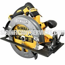 "DEWALT DCS575B FLEXVOLT 60-V MAX 7-1/4"" Li-Ion Brushless Cordless Circular Saw"