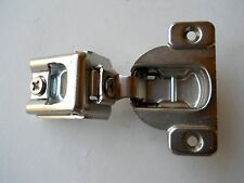10 pack Blum Compact 39C  1 1/4 in Overlay Screw-On Hinges 110 degree opening