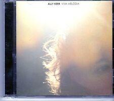 (EI661) Ally Kerr, Viva Melodia - 2013 CD