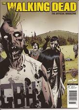 The Walking Dead Official Magazine #5 Variant & Newsstand Cover 10th Anniversary