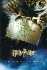 Harry Potter movie poster 11 x 16 inches - Philosopher's Stone