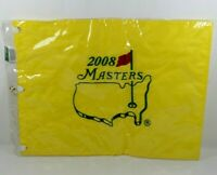 NEW Sealed 2008 MASTERS Embroidered Golf Pin Flag PGA Augusta National