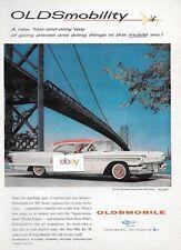 Oldsmobile 1958 oldsmobility frei und einfache Möglichkeit Going Places Rocket Age AD