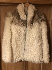 Weiss Women's Sheepskin Fur Coat