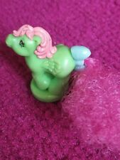 My Little Pony Vintage G1 Petite Ponies Topper Euro exclusive