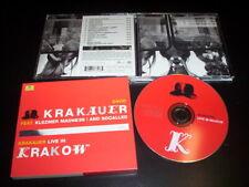 David Krakauer Feat. Klezmer Madness! & Socalled – Live In Krakow CD Label Bleu