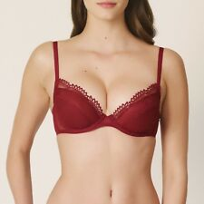 Push-up-bh Gr. D 75 Marie Jo Agatha 75d Dessous Rumba Red