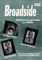 Broadside-TV Sitcom-29 Episodes-3 DVD-R-Set-Starring Dick Sargent
