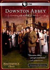 Downton Abbey: Season 2 (DVD, 2012, 3-Disc Set) BRAND NEW