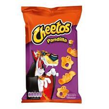 10 X 75 gr - CHEETOS - PANDILLA - CHEESE FLAVOUR -  Good for HALLOWEEN !!