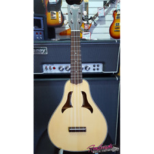 Ohana VK-70 Roy Smeck Vita Re-Issue Soprano Ukulele with Spruce Top