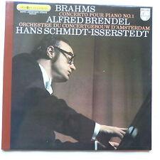 BRAHMS Concerto piano 1 ALFRED BRENDEL HANS SCHMIDT ISSERSTEDT 6500623