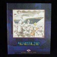 Disney Cruise Line Dcl 2001 Millennium Photo Album Memory Box Lot Of Five Pins