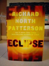 Eclipse by Richard North Patterson Signed 1st/1st HenryHolt (2009HC)