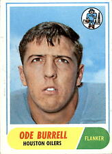 1968 Topps 146 Ode Burrell EX #D390466