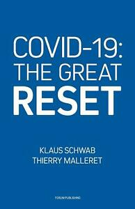 c*vid 19 the great reset book Klaus Schwab (NWO) corona