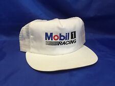 Indianapolis Indy 500 199? MOBIL 1 Racing Oil Suite Guest/VIP Hat NEW