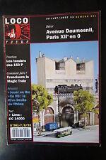 MODELISME FERROVIAIRE TRAIN MAGAZINE LOCO REVUE N° 561 de 1993