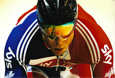 Chris Hoy signed 8x12 inch photo autograph