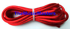 8 Gauge 5' ft Red Auto PRIMARY WIRE 12V Car Boat RV Wiring HD Amp Power Cable