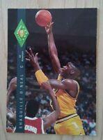 1992 Classic Four Sport Shaquille O'Neal  #318 John Wooden Award Rookie