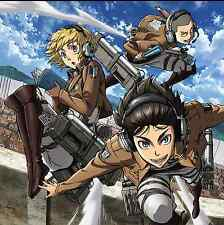 SOUNDTRACK CD Anime TV Music Attack on Titan Shingeki no Kyojin   Vol.2