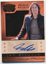 2014 Panini Country Music SI-JON Material Autograph 8/199