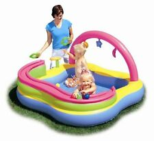 Bestway Splash & Play Nursery Centre - Paddling Pool Swimming Pit