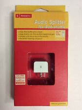 XtremeMac Apple audio splitter for ipod shuffle Tc442Ll/A Ips-Asp-00