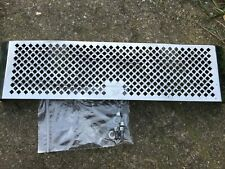 1999 Yamaha XJR 1300 Scorpion Oil Radiator Guard Cover Stainless Steel 1300