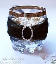 "12 OVAL 1.2"" Wedding Rhinestone Diamante Invite Buckles"