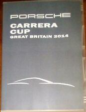 Porsche Carrera Cup Great Britain  2014 2 x DVD Fast Cars