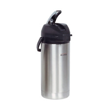 Bunn 3.8L Lever Action Airpot Stainless Steel Coffee Makers Travel Outdoors New