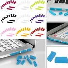 Silicone Anti-dust Plug Port Cover For Macbook Air Pro Retina 11