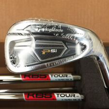 TAYLORMADE PSi IRON SET 4-PW (7 PCS.) KBS TOUR C-TAPER 105 STEEL STIFF RH  15751