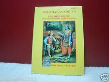 Shrimad Bhagavad Gita Geeta Gita Press English Edition Hindu Holy Book Free Ship