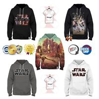 Star Wars The Last Jedi Luke Skywalker 3D Print Hoodie Sweatshirt Unisex S-6XL