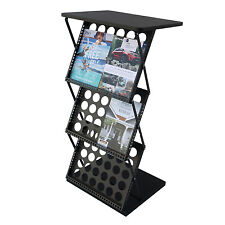 Portable Brochure Stand / Portable Lectern / Portable A3 Stand