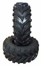 2 New Tires 26 11 12 K9 Mud 6 Ply ATV 26x11x12 26x11.00x12 26/11.00-12