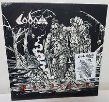 Sodom Partisan 10'' Clear Vinyl Record new